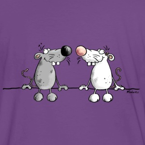 Mice in Love T-Shirts - Men's Premium T-Shirt