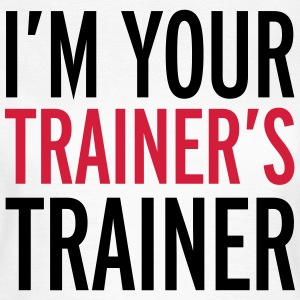 Trainer's Trainer  T-shirts - Vrouwen T-shirt
