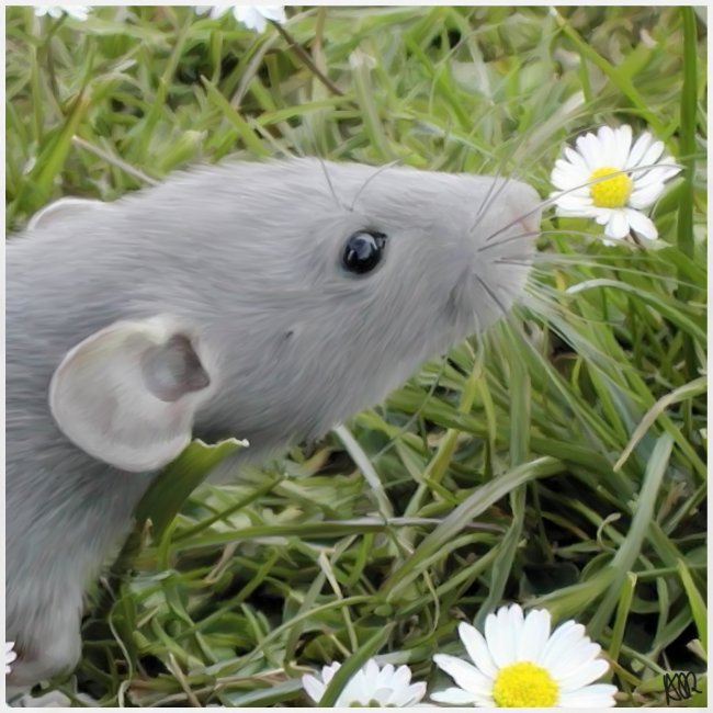 Don't forget to smell the flowers