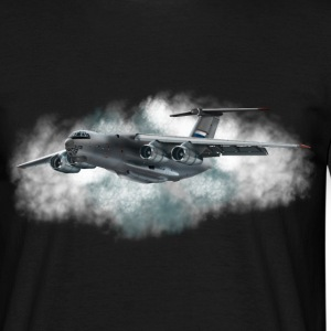 transport aircraft T-Shirts - Men's T-Shirt