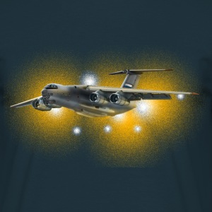 transport aircraft T-shirts - Mannen T-shirt