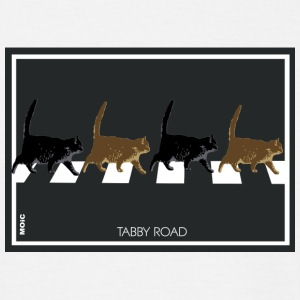 Tabby Road - Men's T-Shirt