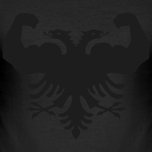 Albania - Männer Slim Fit T-Shirt