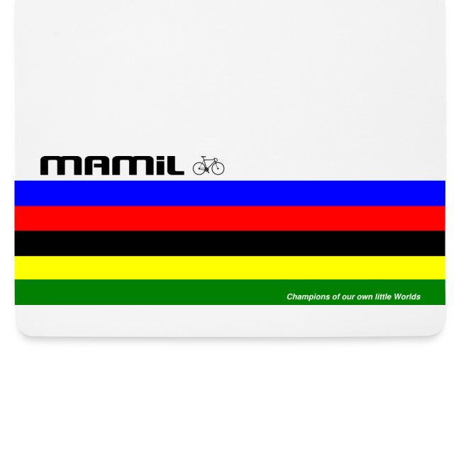 MAMiL My Own World Champion Mouse Mat