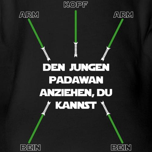 Padawan anziehen