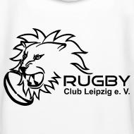 Motiv ~ Kapuzenpullover weiß Frauen Rugby Club Leipzig