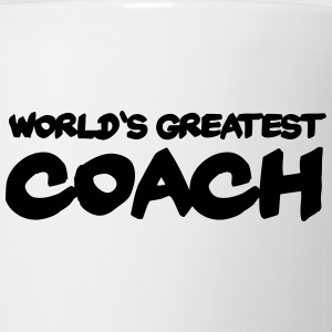 World's greatest Coach Mokken & toebehoor - Mok