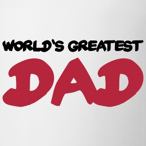 World's greatest Dad Mokken & toebehoor - Mok