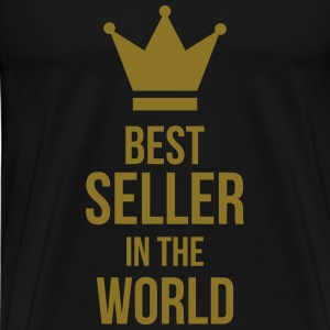 Best Seller in the World T-Shirts - Männer Premium T-Shirt