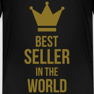 Best Seller in the World T-Shirts - Teenager Premium T-Shirt