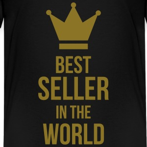 Best Seller in the World Camisetas - Camiseta premium adolescente