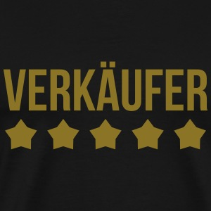 Verkäufer - Seller T-Shirts - Men's Premium T-Shirt