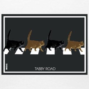 Tabby Road - Women's Premium T-Shirt