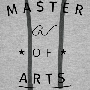 Master of Arts Hoodies & Sweatshirts - Men's Premium Hoodie