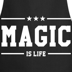 Magic is life  Aprons - Cooking Apron