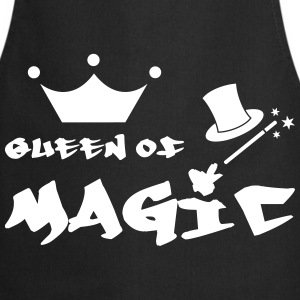 Queen of Magic   Aprons - Cooking Apron