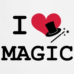I Love Magic  Tabliers - Tablier de cuisine