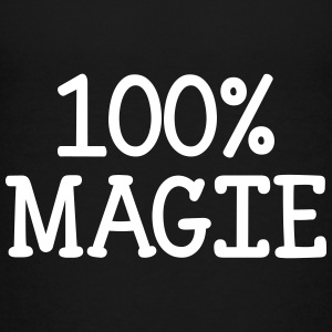 100% Magie T-Shirts - Teenager Premium T-Shirt
