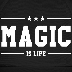 Magic is life Caps & Hats - Baseball Cap