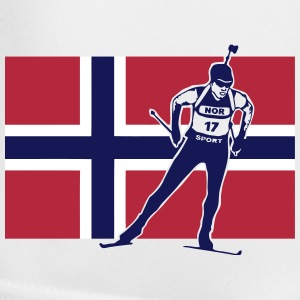 Biathlon - cross country skiing  - Norway Pantalons et shorts - Short de football Homme