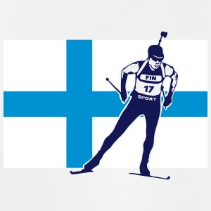 Biathlon - cross country skiing  - Finland Vêtements de sport - Débardeur respirant Homme