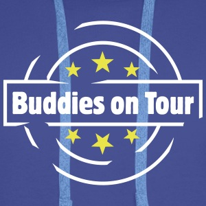 Stempel Buddies on tour Pullover & Hoodies - Männer Premium Hoodie