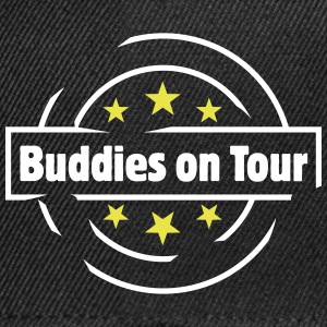 Stempel Buddies on tour Caps & Mützen - Snapback Cap