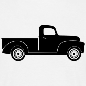 Pick-up Truck T-Shirts - Männer T-Shirt