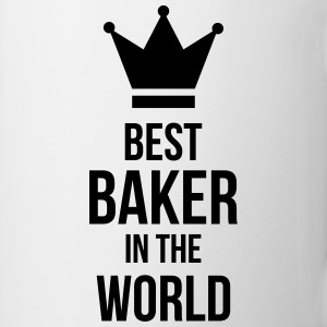Best Baker in the World Muggar & tillbehör - Mugg