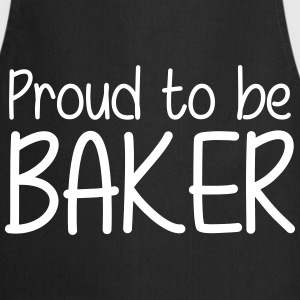 Proud to be Baker Fartuchy - Fartuch kuchenny