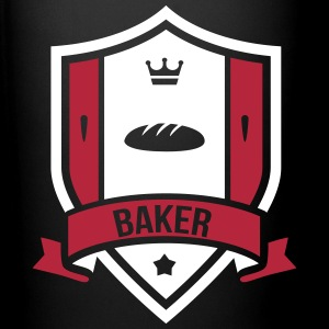 Baker / Bäcker / Boulanger Mugs & Drinkware - Full Colour Mug