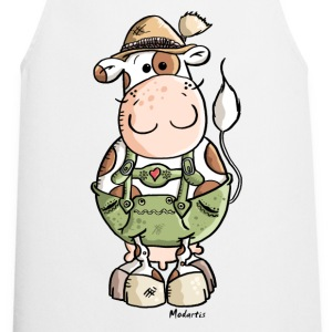 Bavarian Cow  Aprons - Cooking Apron