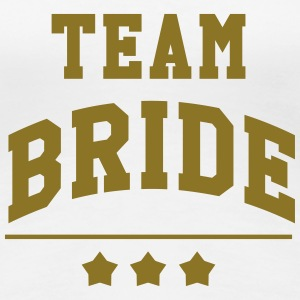 Team Bride - Wedding Tee shirts - T-shirt Premium Femme