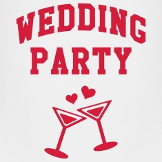 Wedding Party Shirts