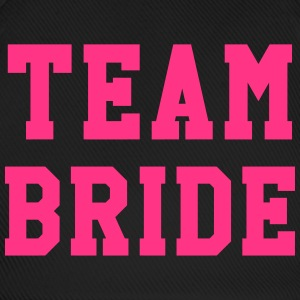 Team Bride - Wedding Caps & Hats - Baseball Cap