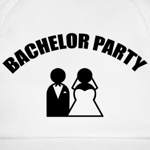Bachelor Party - Wedding Caps & Hats - Baseball Cap