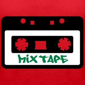 Mixtape, Kassette, Tape Tops - Frauen Premium Tank Top