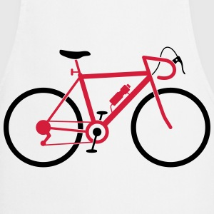 A fast road bike  Aprons - Cooking Apron