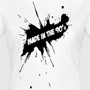 Made in the 90's - Frauen T-Shirt