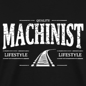 Machinist T-shirts - Mannen Premium T-shirt
