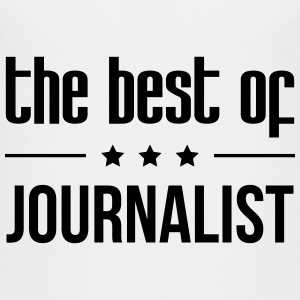 the best of Journalist Tee shirts - T-shirt Premium Enfant