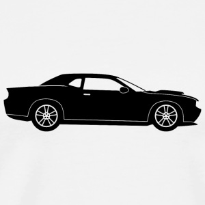 Sports car T-Shirts - Men's Premium T-Shirt
