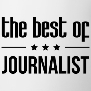 the best of Journalist Mugs & Drinkware - Mug