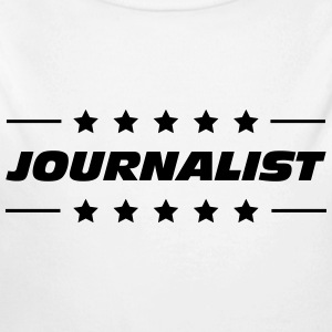 Journalist Hoodies - Longlseeve Baby Bodysuit