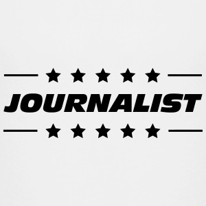 Journalist Shirts - Teenage Premium T-Shirt