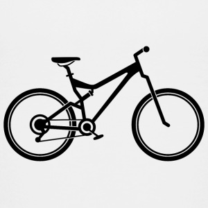 Mountain Bike T-shirts - Teenager premium T-shirt