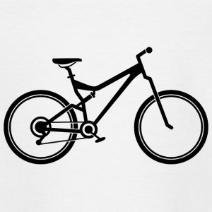 Mountain Bike T-shirts - Teenager-T-shirt