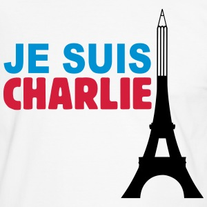 je suis charlie Tee shirts - T-shirt contraste Homme