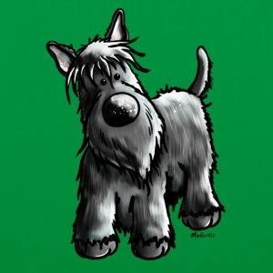 Funny Scottish Terrier Bags & Backpacks - Tote Bag