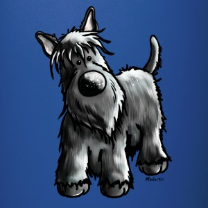 Funny Scottish Terrier Mugs & Drinkware - Full Colour Mug